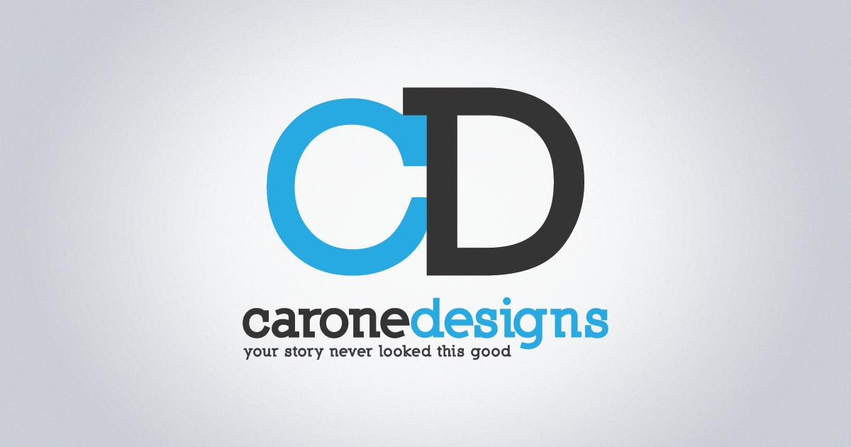 CaroneDesigns | Website Create + Brand Development | StoryBrand Guide
