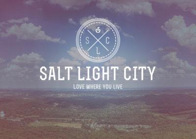 Salt Light City open