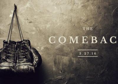 The Comeback open