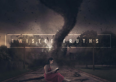 Twisted Truths open